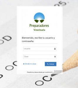 Prueba gratis plataforma de preparación oposiciones veterinaria